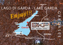 AFFITTACAMERE - ROOMS ZIMMER - LAGO DI GARDA - LAKE GARDA - GARDASEE
